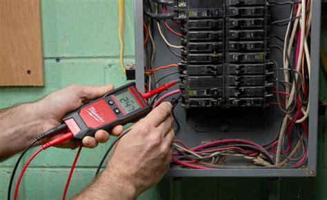 New Milwaukee Auto Voltage Continuity Tester