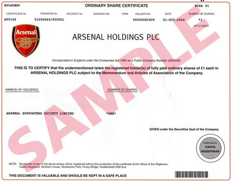 arsenal holdings plc football club owners