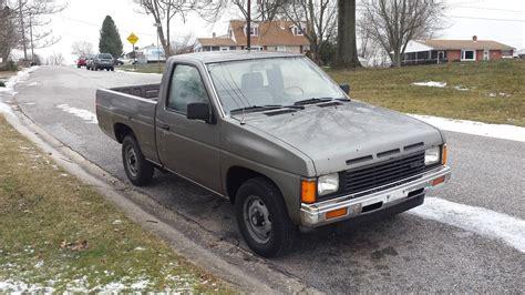 nissan hardbody 1987 nissan hardbody pickup truck
