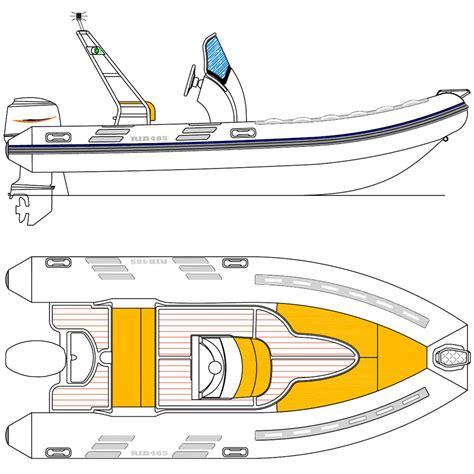 Rib Boat Dimensions by Rib485 Shark Boat La Dolce Vita Charters