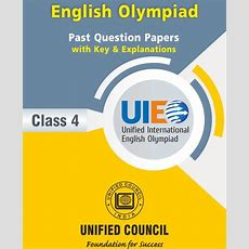 Uieo10 Past Question Papers Of Class 4 ( Downloadable Ebook) Bmatalent