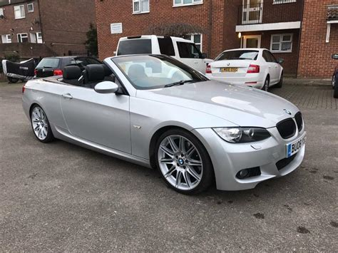 2008 Bmw 335i Mpg by Low Mileage Bmw 335i Turbo E93 Convertible M