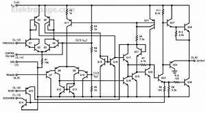 556 Dual Timer Internal Block Diagram The Inside Of 556 Timer Ic Internal Block Diagram  The