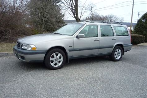 1998 Volvo V70 For Sale by Buy Used 1998 Volvo V70 Xc Awd Cross Country Wagon