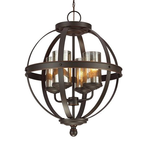 Chandelier Ceiling Canopy by Shop Sea Gull Lighting Sfera 18 5 In Autumn Bronze Wrought