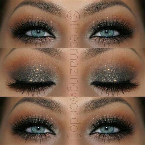 Smokey Blue Eyeshadow Looks Www Pixshark Com Images Galleries With A Bite