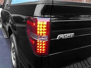2007 F150 Lights 2009 2014 F150 Raptor Spyder Led Lights Red Smoked