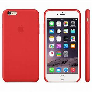 Coque Iphone 6 : apple coque en cuir rouge apple iphone 6 plus etui t l phone apple sur ~ Teatrodelosmanantiales.com Idées de Décoration