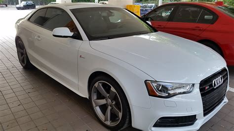 2014 Audi S5 1/4 Mile Drag Racing Timeslip Specs 0-60