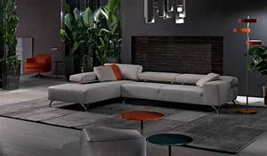miami leather sectional cierre italy neo furniture With sectional leather sofas miami
