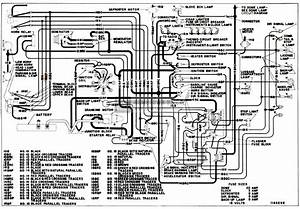 1953 Buick Wiring Diagrams