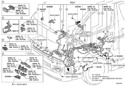 Toyota Hiacetrhl Lepnkv Electrical Wiring Clamp