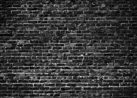 interior wall bricks black grunge brick wall background stock photo jolly