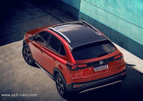 Volkswagen Nivus 2021 in 2020 | Volkswagen, Car volkswagen ...