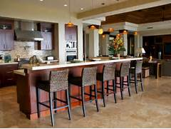 Minimalis Large Kitchen Islands With Seating Gallery Photos HGTV