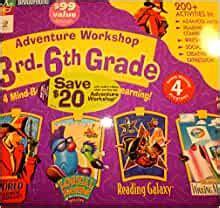 grade adventure workshop amazoncom books