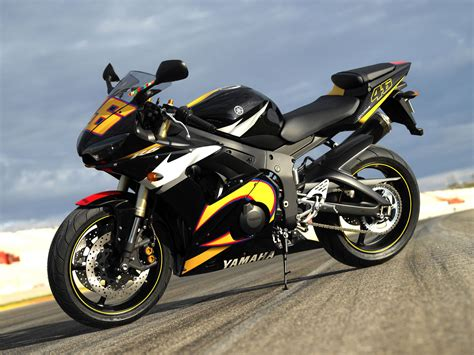 2005 Yamaha Yzf-r6 R46 Motorcycle Pictures