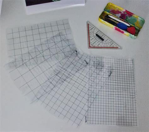 zeichentechnik mit raster zeichnen lernen