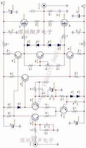 100 W Diy De Audio Final Fidelidad Tablero Amplificador