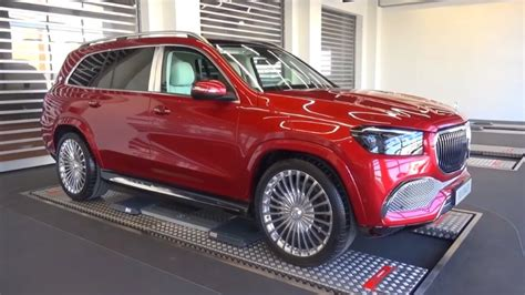 The fact that this nearly $200,000 suv is backed by mercedes may ultimately be what attracts select buyers to the maybach gls once it becomes available in the u.s. The New MAYBACH GLS 600 is the Most LUXURIOUS SUV Ever
