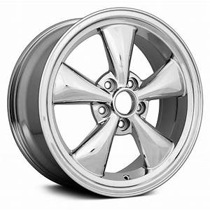 """Replace® - Ford Mustang 2007-2009 17"""" Remanufactured 5 Funnel Spokes Factory Alloy Wheel"""