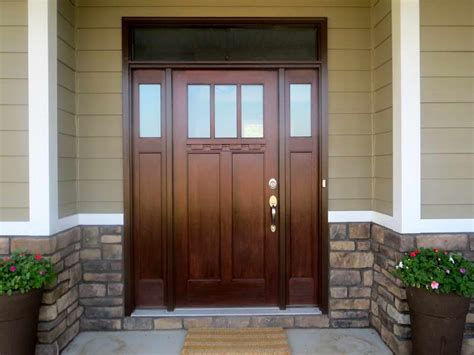 craftsman style doors arts and crafts doors craftsman style doors mission