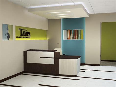 Small area furniture, office reception design ideas modern