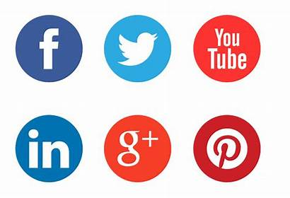Social Networking Icons Marketing Transparent Pluspng Using