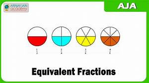 1192.Equivalent Fractions - YouTube
