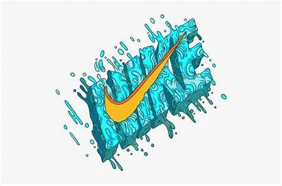 Nike Creative Logos Hq Clipart Marca Clipartkey