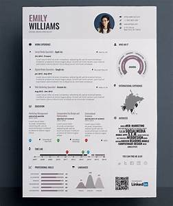 33 infographic resume templates free sample example With editable resume template download