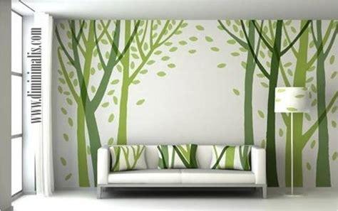 Merk Cat Tembok Untuk Motif cat dinding rumah unik perpaduan seni dan estetika pribadi