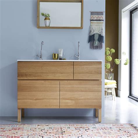 protection bureau verre meuble en chne et vasques cramique easy duo vente meubles