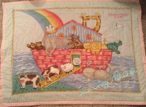 Personalized Baby Quilt · It's Only Natural · Online Store