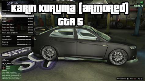 karin kuruma sports car gta  newb gaming