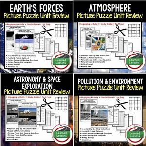 Earth Science Test Prep  Test Review  Study Guide  Picture