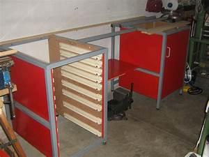 Fabriquer Un établi : conception d 39 tablis usinages ~ Melissatoandfro.com Idées de Décoration