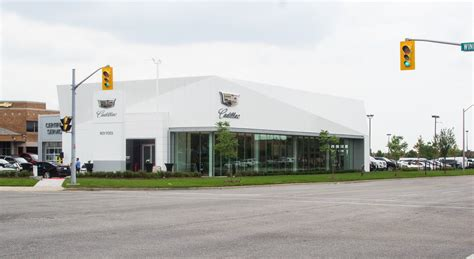First Dedicated Cadillac Dealership In Ontario, Canada Opens