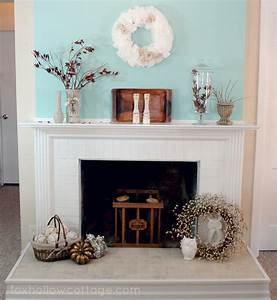 awesome plans white fireplace mantel with chimney for With fireplace mantel decor ideas home