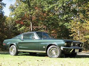 1968 Ford Mustang Fastback J Code (4bbl 302) For Sale