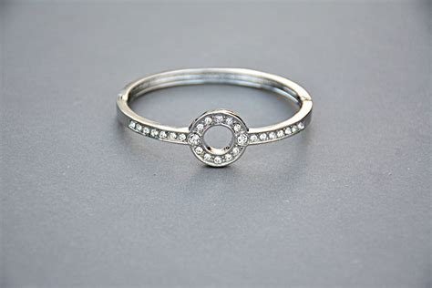 images metal engagement jewelry circle bracelet