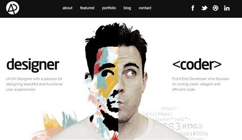 awesome web developer portfolios codeburst