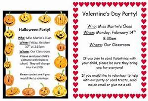 Party Invitation Language Classroom Party Invitations By Miss Martin Teachers Pay