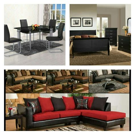 Three Room Furniture Packages