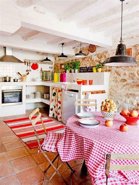 nappe de cuisine les 25 meilleures idées de la catégorie décor vichy sur