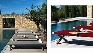 transat de piscine design 21 comme transat jardin le With transat de piscine design