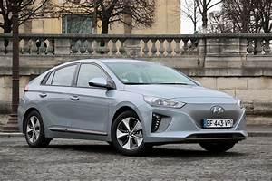 Essai Hyundai Kona Electrique : essai hyundai ioniq lectrique courant contraire ~ Maxctalentgroup.com Avis de Voitures