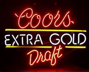 Coors Light Signs