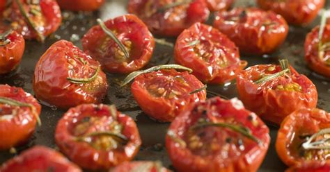 recette tomates cerise au