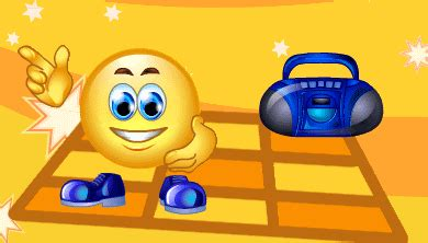 gifs animados de emoticonos bailando gifmania